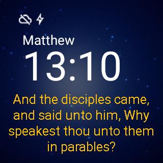 Bible Offline App Free   Audio, KJV, Daily Verse 25 تصوير الشاشة