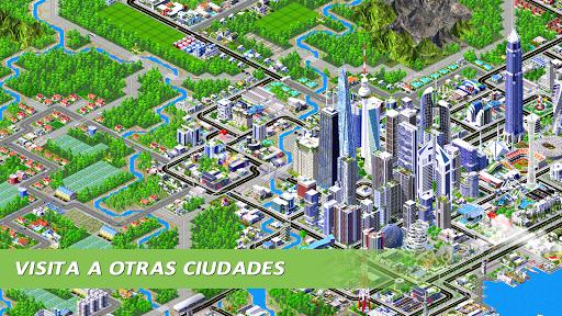 Designer City: Juego de construcción screenshot 5