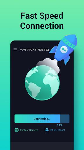 VPN Proxy Master - Safer Vpn screenshot 1