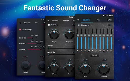Reproductor de música -  MP3 y ecualizador de 10 screenshot 11
