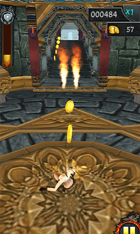 Temple Princess Run 3D screenshot 6