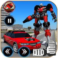Limo Robot Transformation: Transform Robot Games on 9Apps