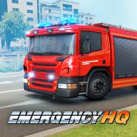 EMERGENCY HQ - firefighter rescue strategy game on APKTom