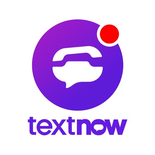 TextNow: Free US Calls & Texts иконка