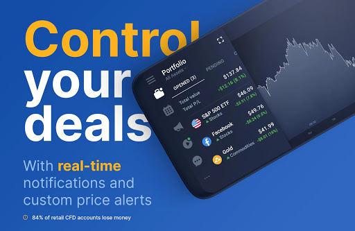 IQ Option – Online Investing Platform screenshot 1