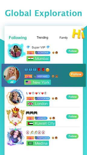 YoYo - Voice Chat Room, Games screenshot 3
