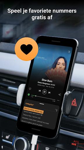 SoundHound - Muziek ontdekken en afspelen screenshot 2