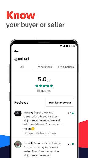 Carousell: Buy and Sell screenshot 3