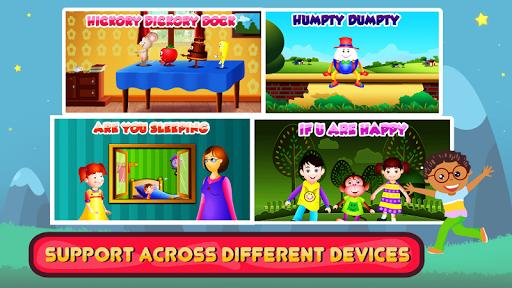 Top 25 Nursery Rhymes Videos - Offline & Learning screenshot 9