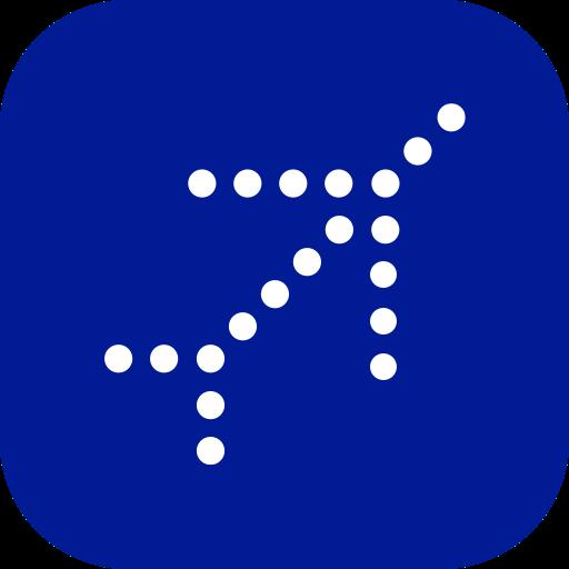 IndiGo-Flight Ticket Booking App أيقونة
