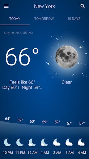 Cuaca screenshot 2