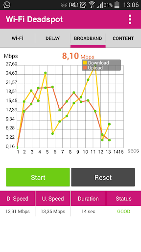 Wi-Fi Deadspot screenshot 3
