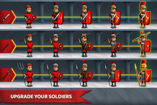 Grow Empire: Rome screenshot 2