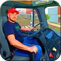 In Truck Driving: Euro new Truck 2020 on APKTom