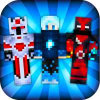 Boys Skins for Minecraft PE (NEW SKINS) on 9Apps