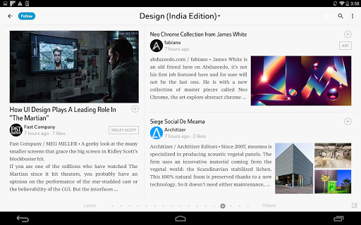 Flipboard: News For Any Topic स्क्रीनशॉट 14