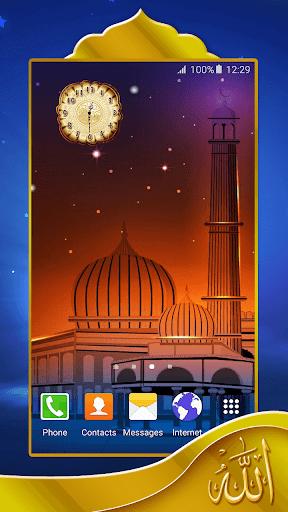 Muhammed Analog Saat screenshot 4
