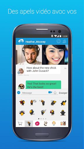 Chat, flirt, vidéo, avec inconnus ou amis: Paltalk screenshot 2