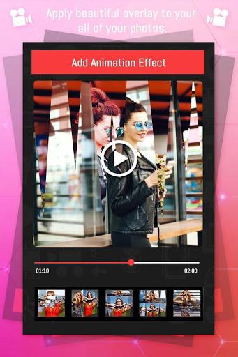 Photo Video Maker with Music: Movie Maker screenshot 6