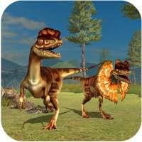 Clan of Dilophosaurus on APKTom