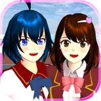 SAKURA School Simulator on 9Apps