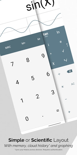 All-In-One Calculator स्क्रीनशॉट 2