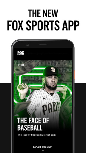 FOX Sports: Latest Stories, Scores & Events screenshot 2