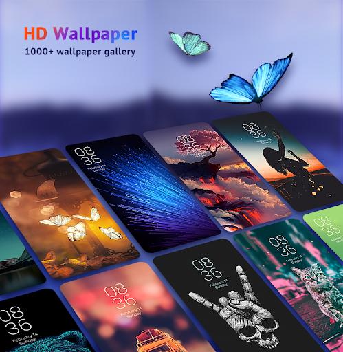 U Launcher Lite-New 3D Launcher 2020, Hide apps screenshot 6