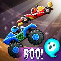 Drive Ahead! - Fun Car Battles on 9Apps