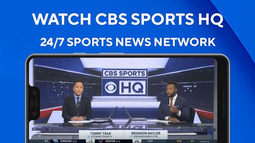 CBS Sports App - Scores, News, Stats & Watch Live screenshot 4