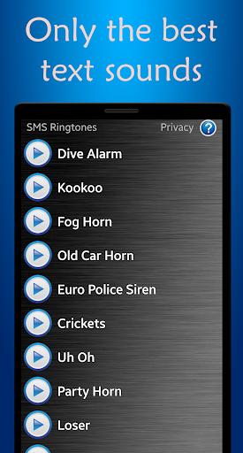 SMS Ringtones screenshot 5