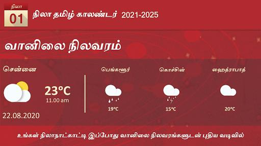 Nila Tamil Calendar 2021 screenshot 3