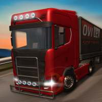 Euro Truck Driver 2018 on 9Apps
