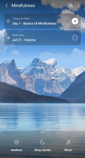 Samsung Health screenshot 5