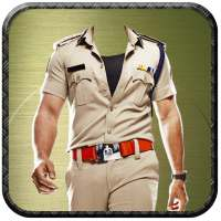 Police Suit Photo & Image Editor - Photo Frames on 9Apps