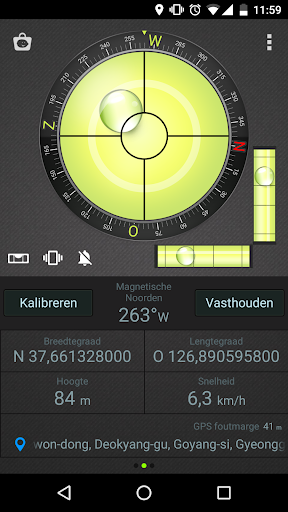Waterpas Kompas & GPS screenshot 4
