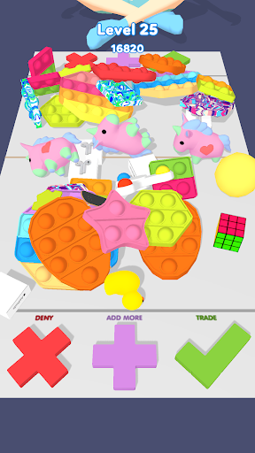 Fidget Trading 3D - Fidget Toys screenshot 1