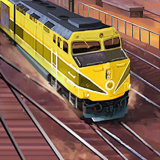 Train Station: Train Freight Transport Simulator icon