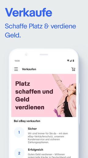 eBay – Deals entdecken und Artikel verkaufen screenshot 3