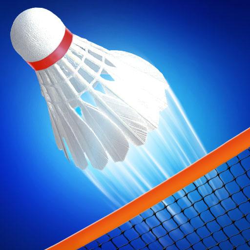 Badminton Blitz - Free PVP Online Sports Game icon