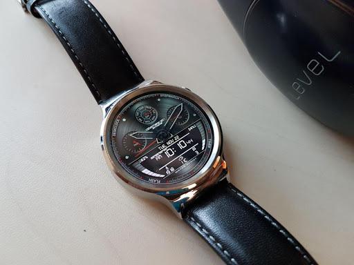 Octane Watch Face & Clock Widget скриншот 13