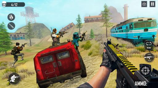 FPS Commando Hunting - Free Shooting Games screenshot 2