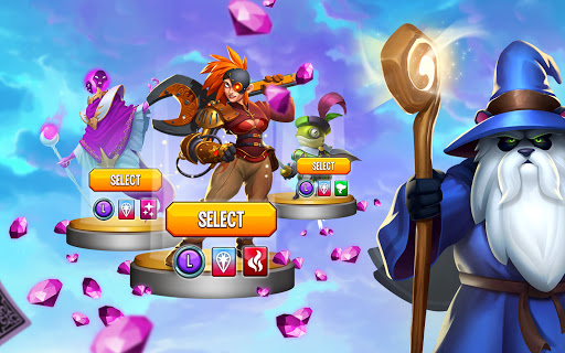 Monster Legends: Breed, Collect and Battle स्क्रीनशॉट 16