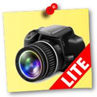 NoteCam Lite - photo with notes [GPS Camera] on 9Apps
