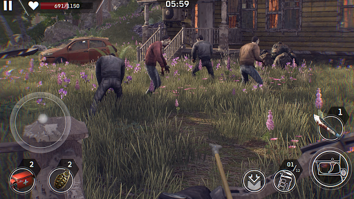 Left to Survive: Survival. Last State of the Dead screenshot 5