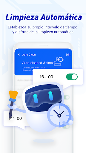 iClean - Acelerador, Super limpio virus, Master screenshot 4
