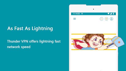 Thunder VPN – Schnelles, kostenloses VPN screenshot 7