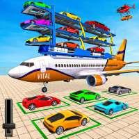 Avião Piloto Car on 9Apps