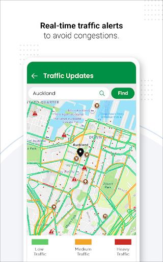 Navegação GPS ao vivo, mapas, direções e explorar screenshot 23