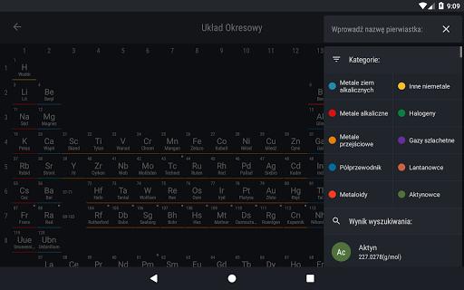 Układ Okresowy 2021 - Chemia screenshot 13